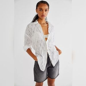 NWT Free People Must Have Tunic